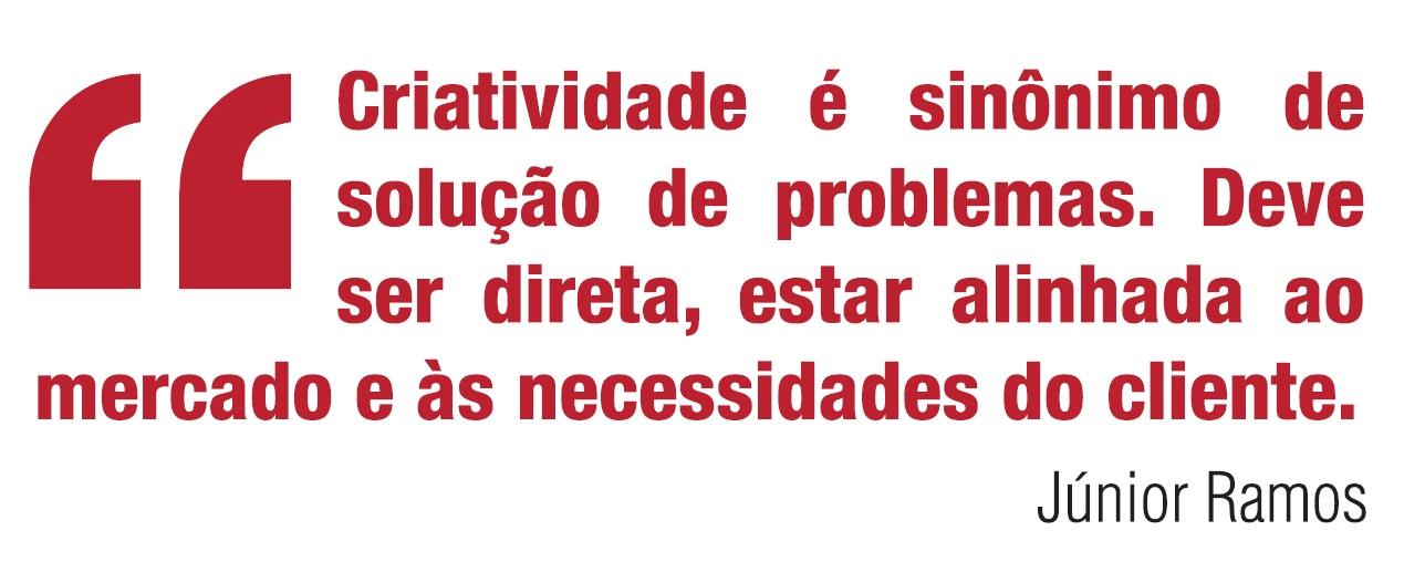 frase Júnior Ramos